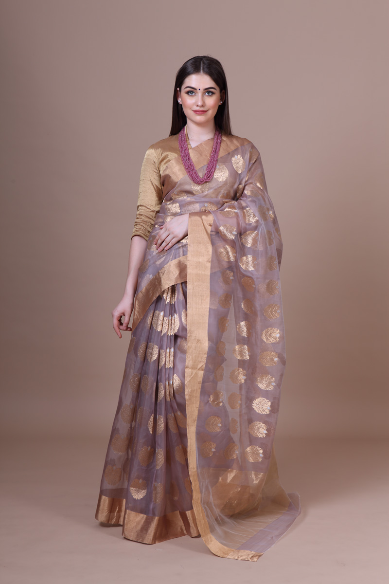 pure-hand-woven-light-mauve-chanderi-katan-silk-saree-with-eknaliye-butis