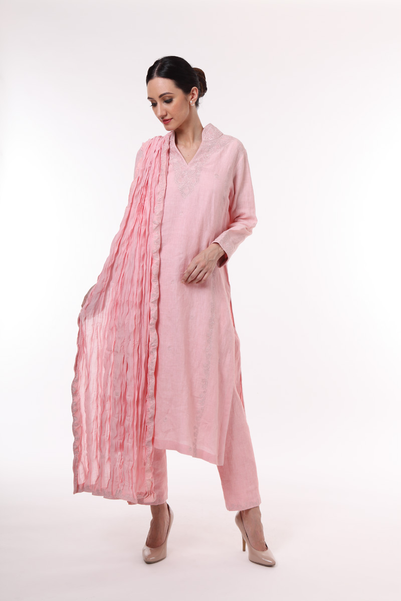pure-hand-woven-light-pink-linen-suit-set