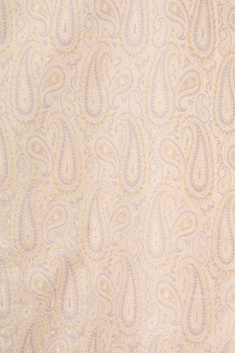 pure-hand-woven-beige-grey-double-tanchoi-benarasi-silk-fabric
