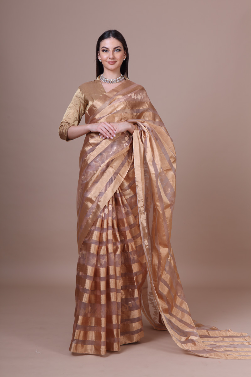 pure-hand-woven-chanderi-beige-mauve-katan-silk-saree-with-phool-bel-stripes