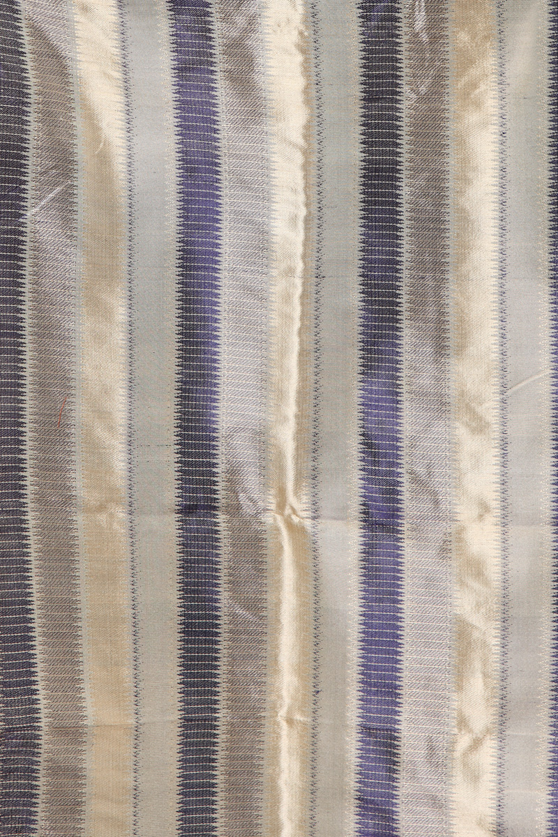 pure-hand-woven-benarasi-beige-mult-coloured-striped-tanchoi-silk-fabric