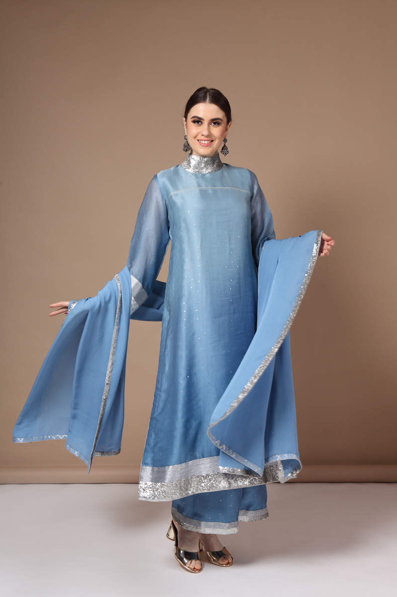 blue-coloured-pure-silk-organza-mukaish-suit-set