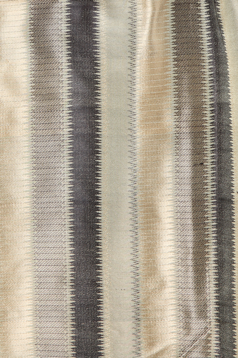 pure-hand-woven-benarasi-beige-multi-colour-stripe-tanchoi-silk-fabric