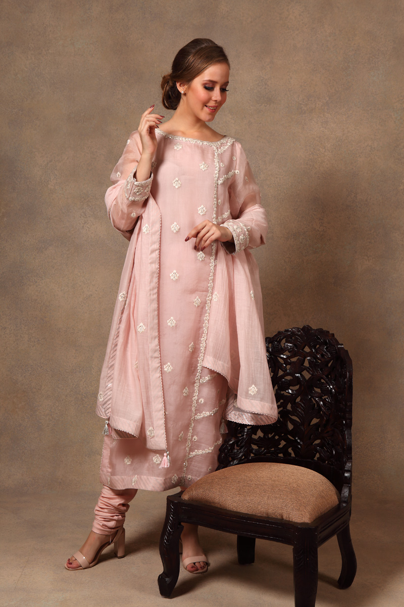 hand-embroidered-light-pink-chanderi-pure-katan-silk-suit-set