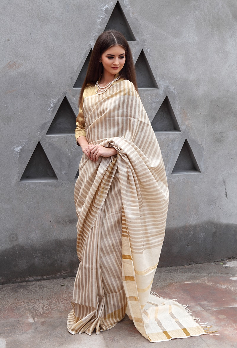 pure-hand-woven-bhagalpuri-silk-saree-with-stripes_