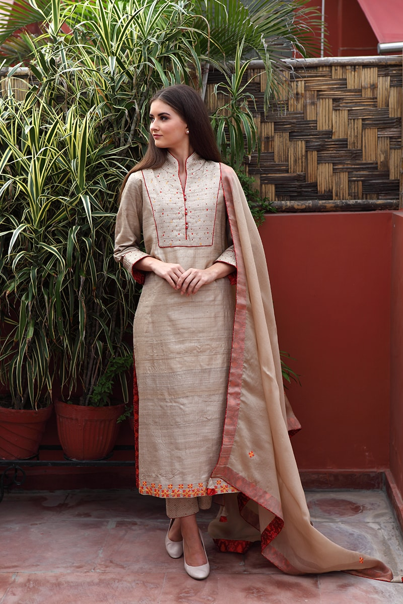 pure-hand-woven-tussar-suit-set