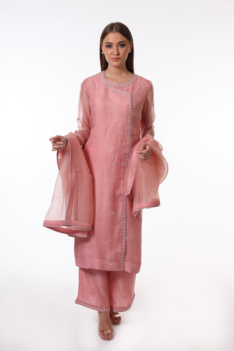 pure-hand-woven-pink-chanderi-katan-silk-suit-set