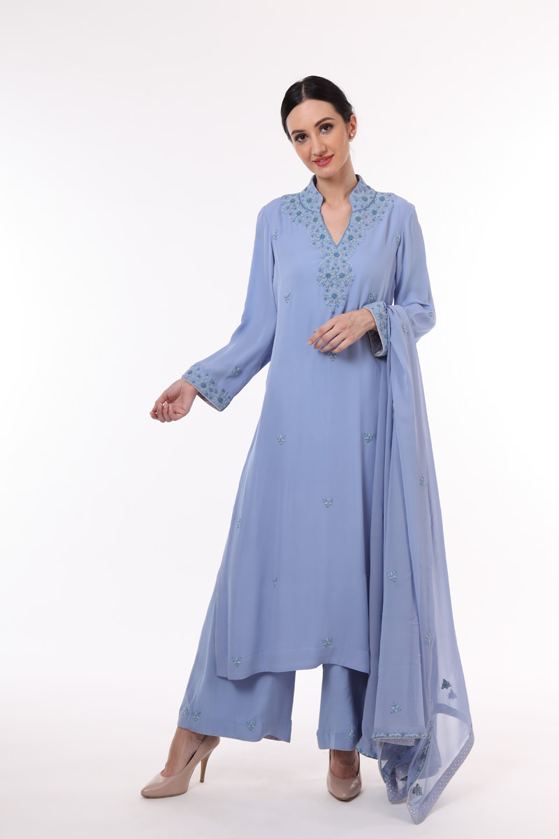 pure-crepe-georgette-vista-blue-suit-set