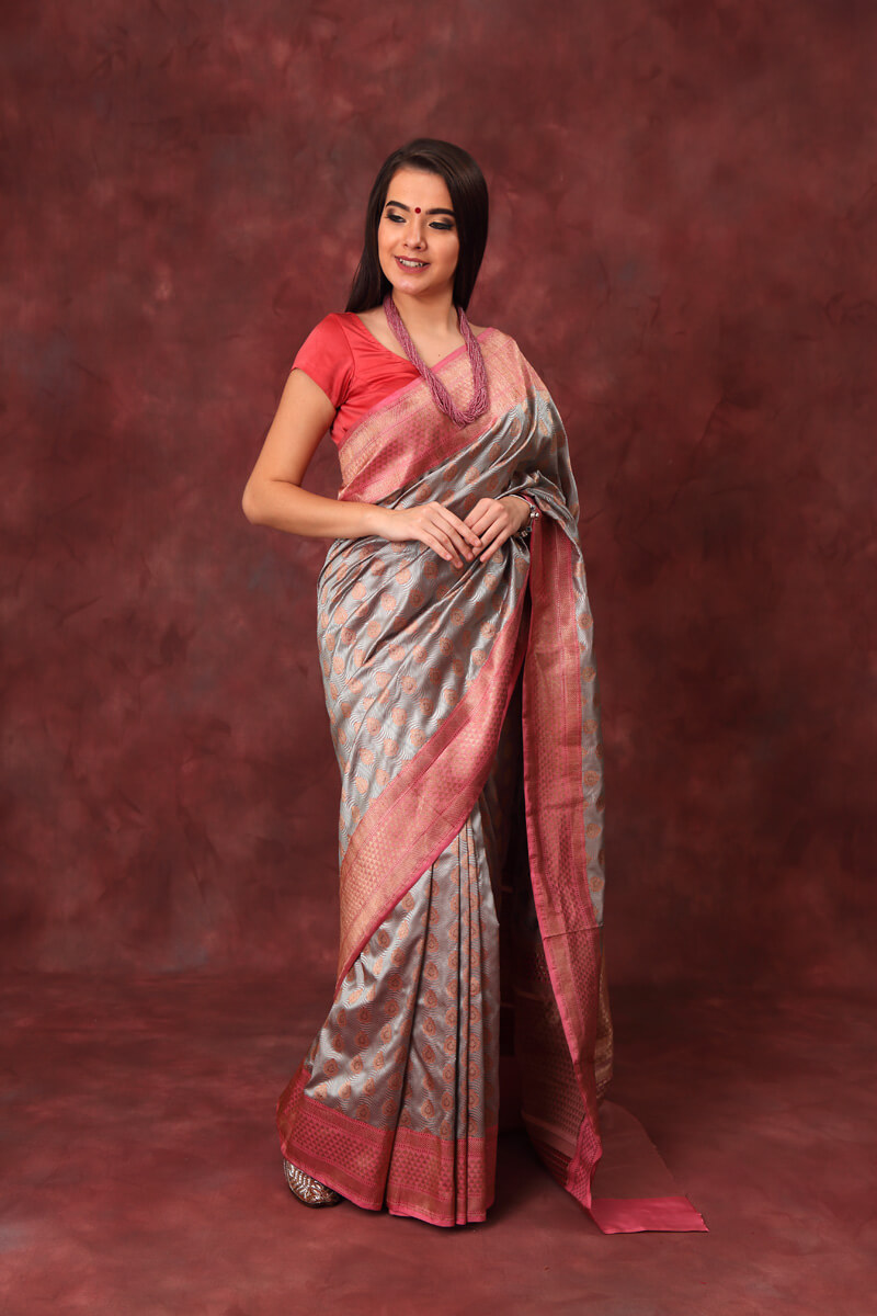 hand-woven-benarasi-dusty-blue-dusty-pink-pure-katan-silk-tanchoi-saree