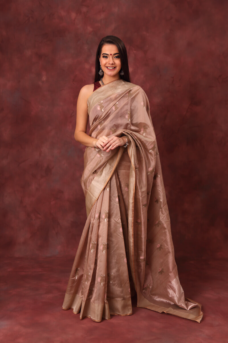 hand-woven-chanderi-rose-cloud-pure-katan-silk-saree-with-all-over-eknaliye-menakari-butis