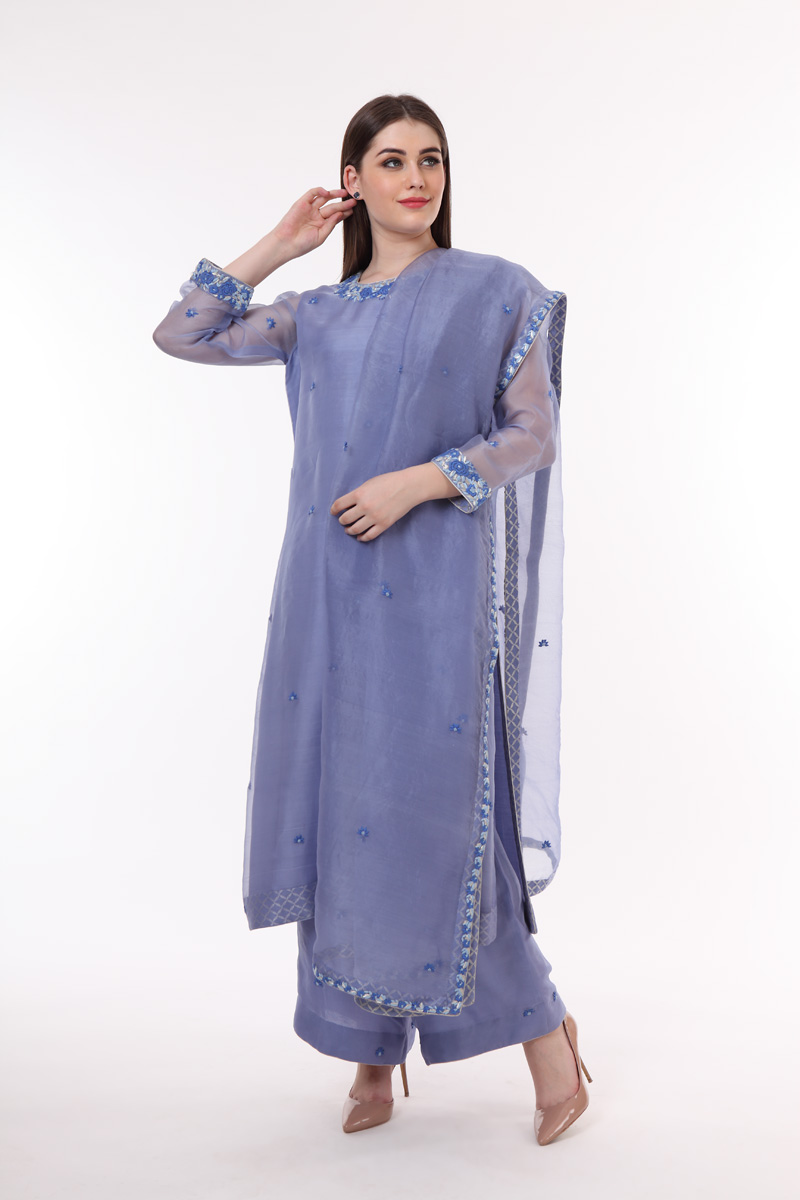 pure-hand-woven-serenity-blue-chanderi-katan-silk-suit-set
