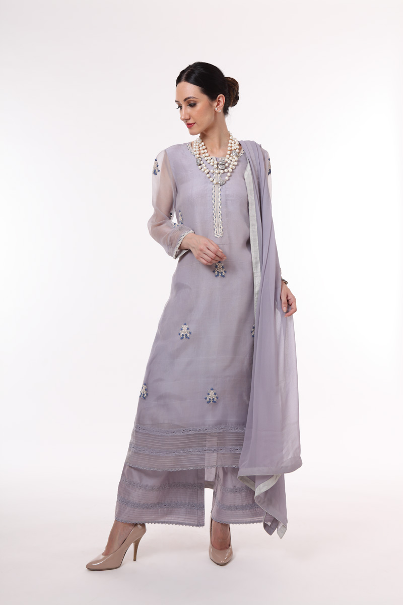pure-hand-woven-zen-blue-chanderi-katan-silk-suit-set
