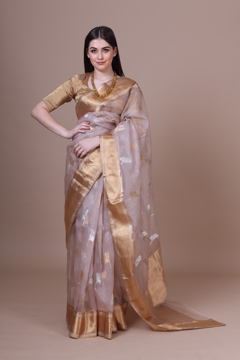 pure-hand-woven-chanderi-dusty-pink-katan-silk-saree-with-gold-silver-butis